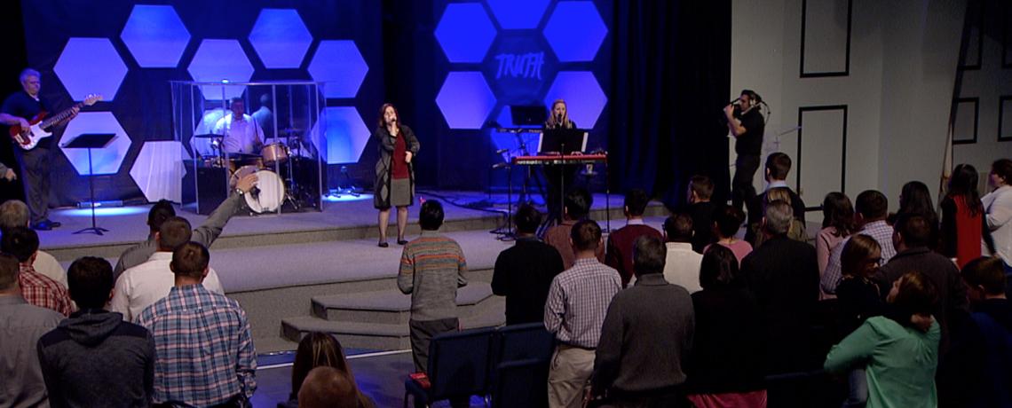 City on a Hill: Pastor Kris Palmer