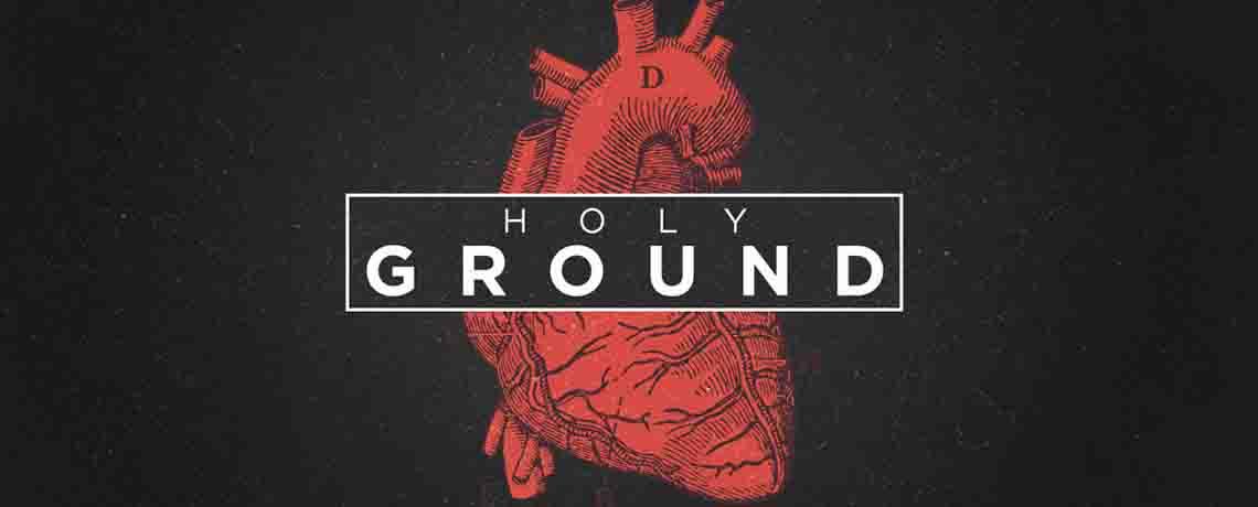 Holy Ground: Pastor Kris Palmer