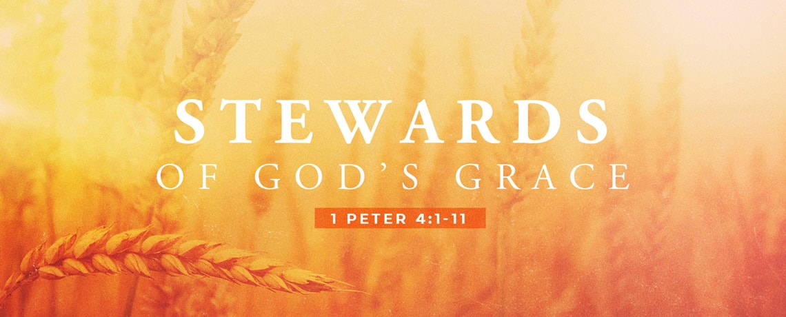 Stewards Of God's Grace Part 2: Julian Vera