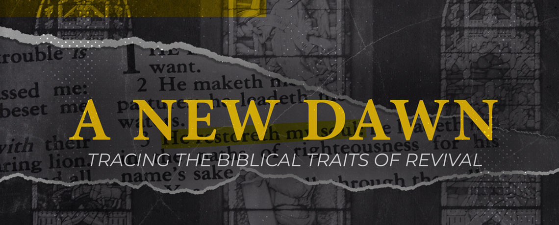 A New Dawn: Tracing The Biblical Traits Of Revival Part 2 – Julian Vera
