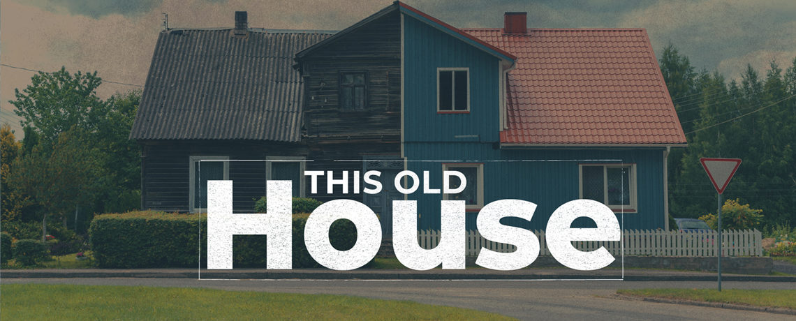 This Old House – Dave Barton