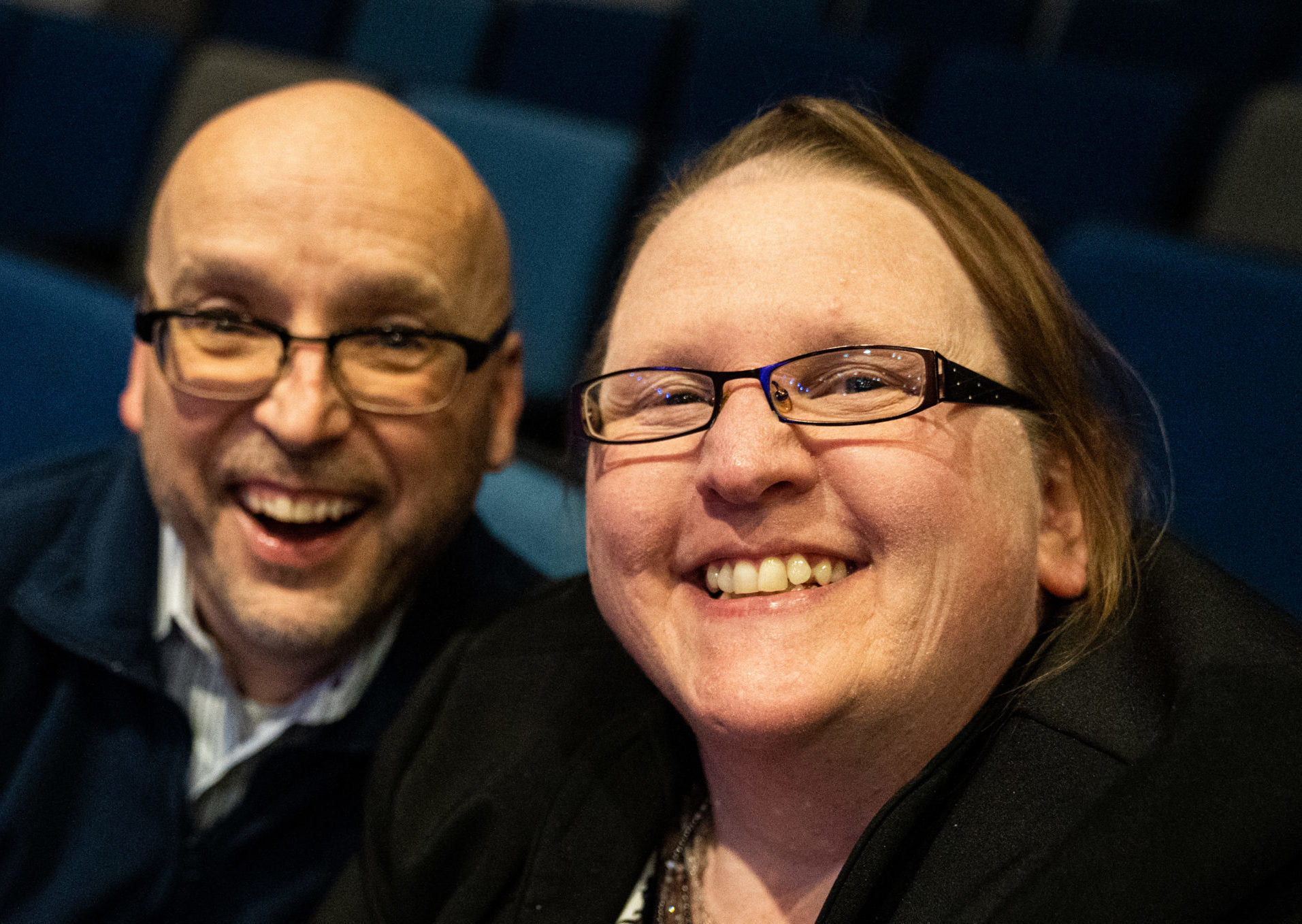 John & Heather Grawe