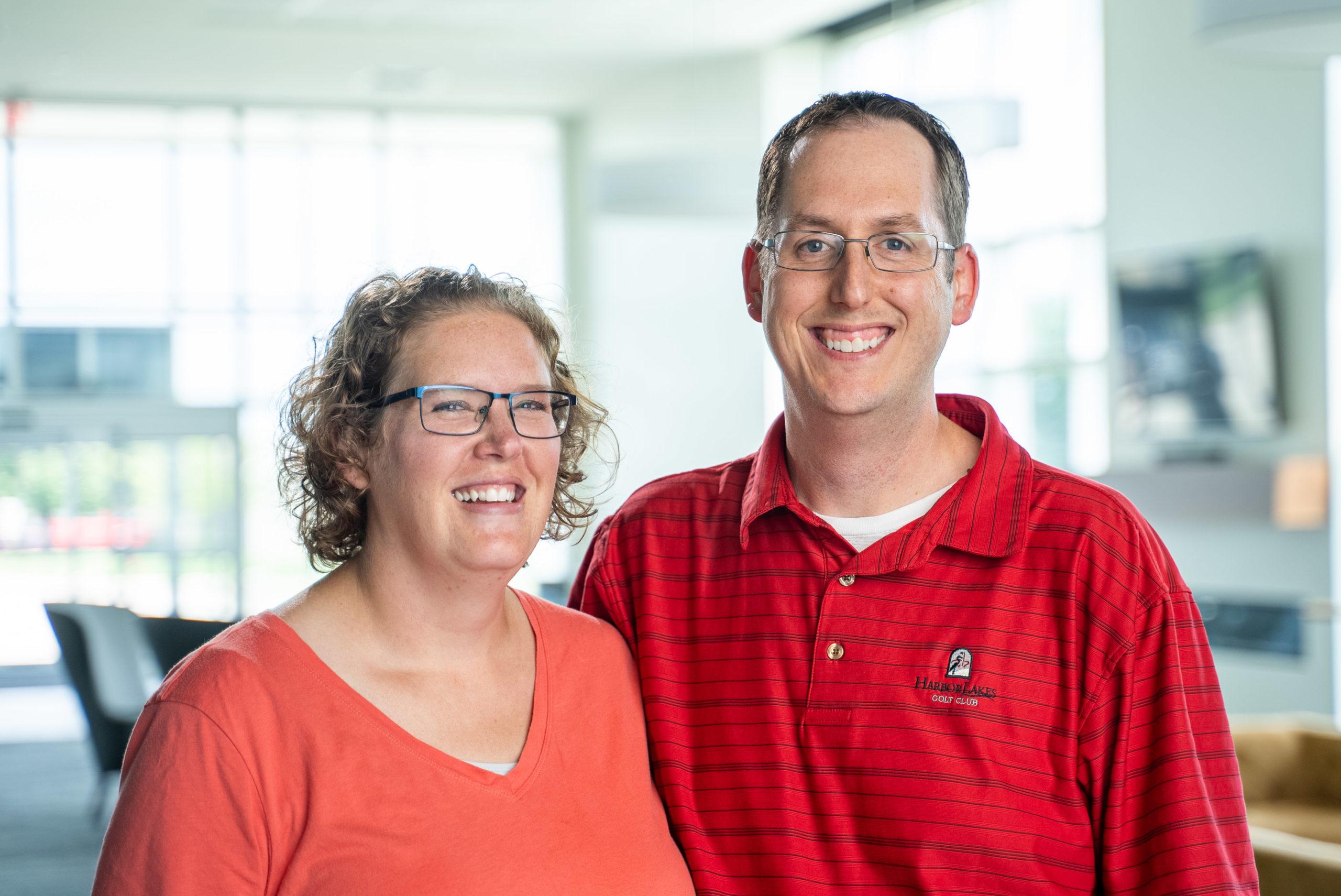 Scott & Adrienne Miller