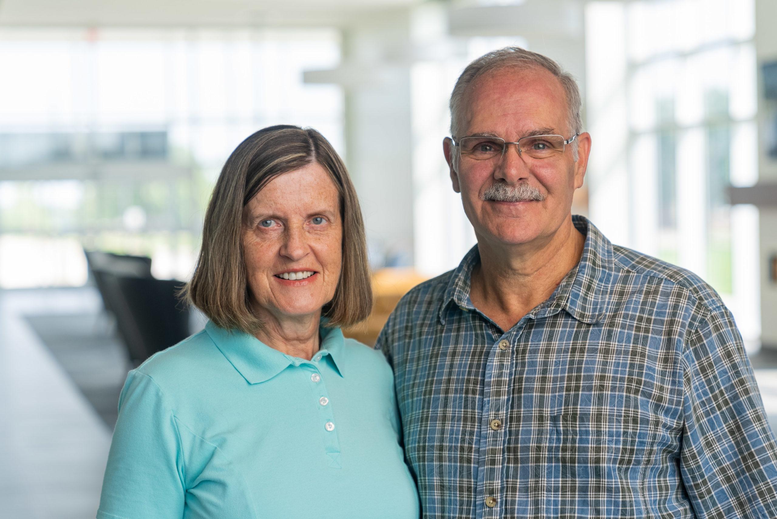 Richard & Lorna Heitman