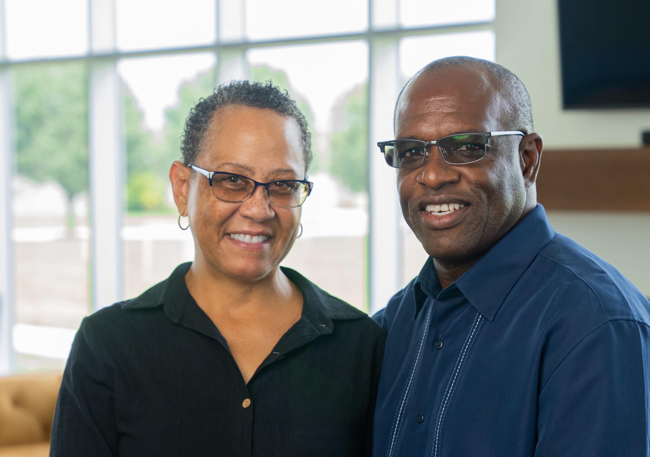 Mike & Valerie Fuller