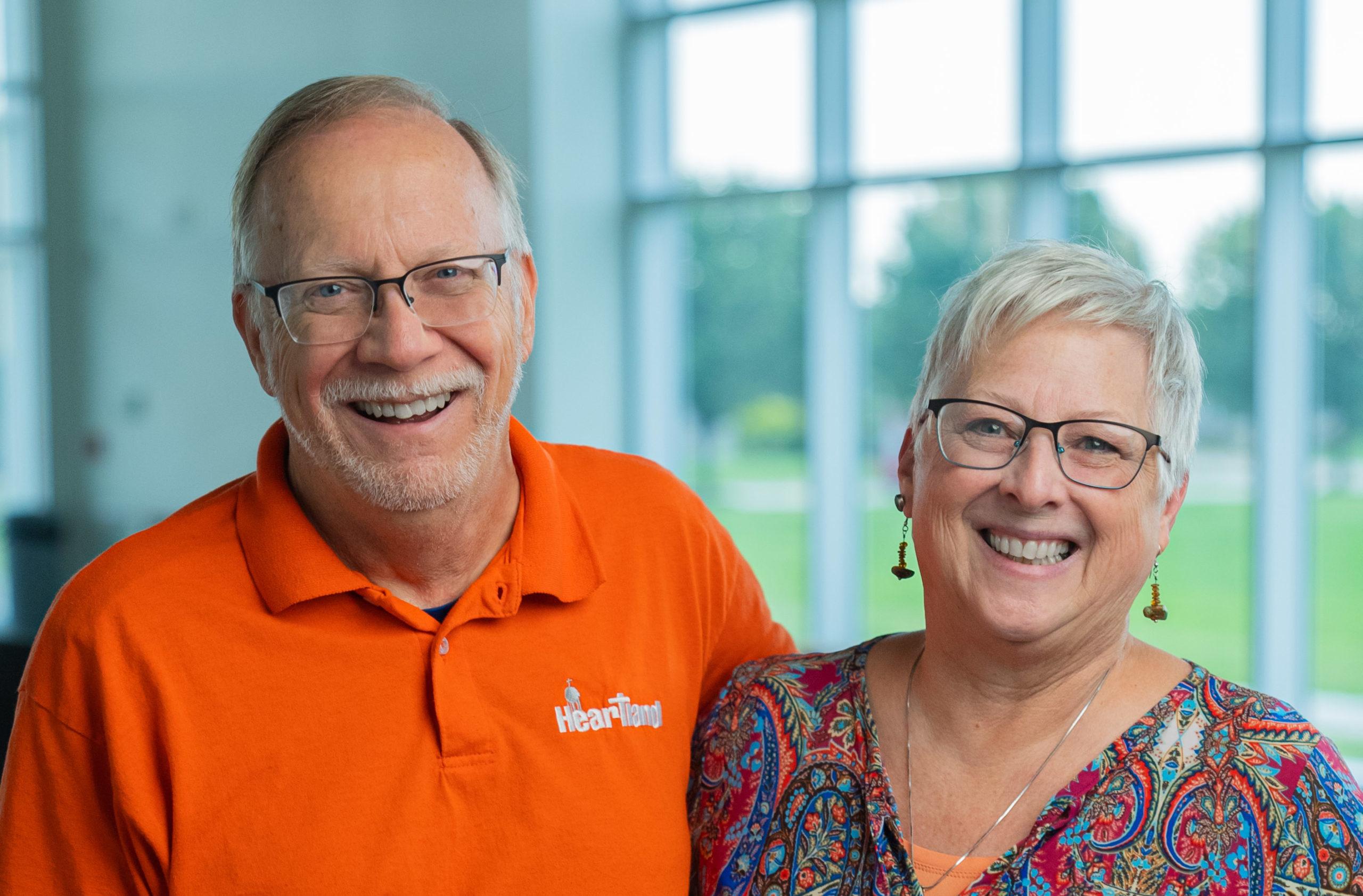 Lee & Jan Nethery